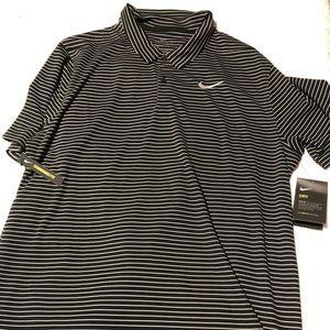 Men's Large Nike Dri-Fit Polo